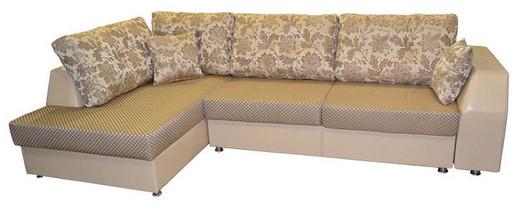 Диван Гранд 1 (диван+оттоманка)
