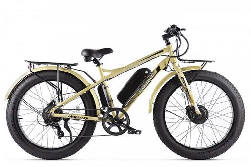 Электровелосипед Volteco Bigcat Dual New 2020