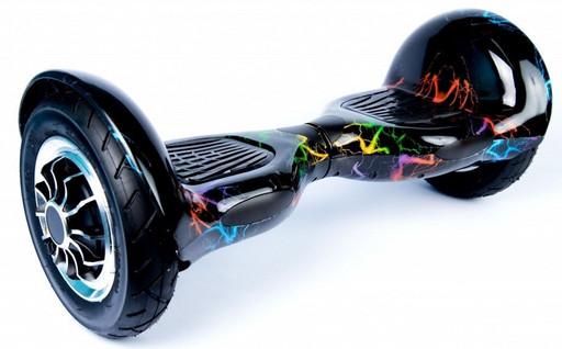 Smart Balance 10 SUV- Цветная молния - ТаоТао + Самобаланс