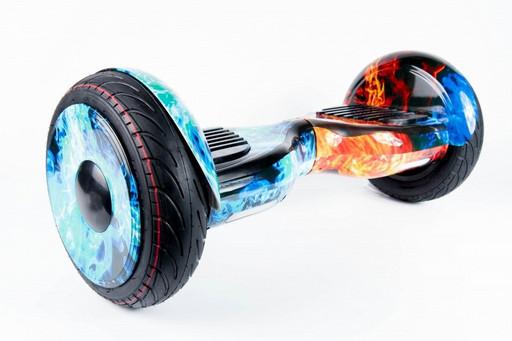 Smart Balance 10.5 Premium - Огонь и Лед