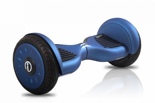 Гироскутер iBalance 10.5 Prem Series Синий Матовый - Самобаланс + Приложение