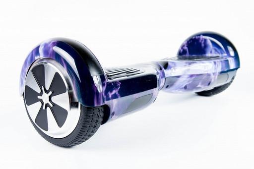 Smart Balance 6.5- Фиолетовая Луна - Самобаланс + ТаоТао