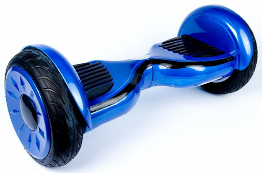 """Гироскутер Smart Balance SUV Синий 10.5"""" Premium PRO + Самобаланс + TaoTao"""