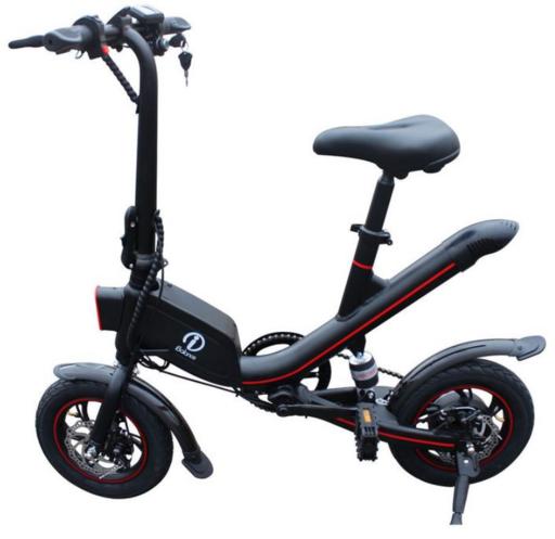 Электровелосипед iBalance BS3