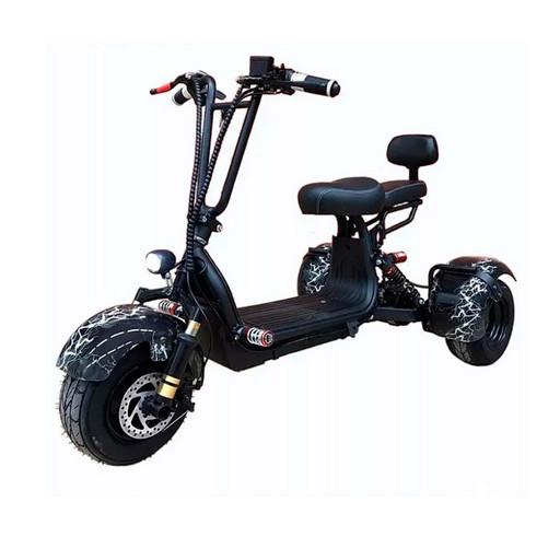 Электросамокат mini Citycoco GT X3