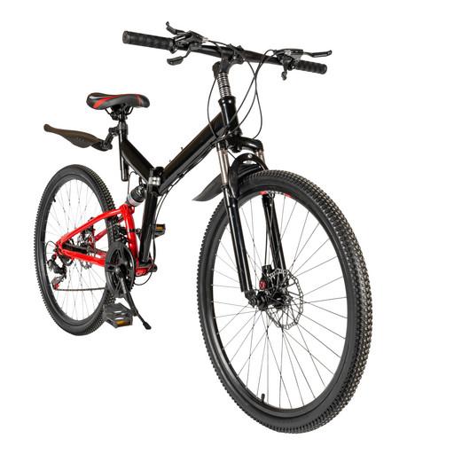 Велосипед на спицах 26 дюймов с амортизаторами (2005F)