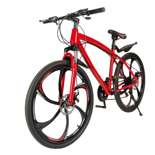Велосипед на дисках 26 дюймов без амортизатора (2004)