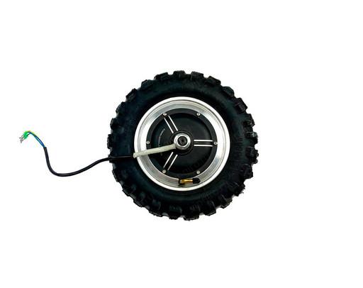 Мотор колесо на Kugoo m5