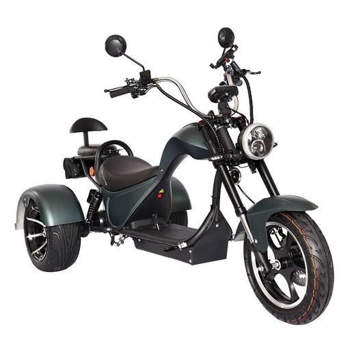 Электроскутер Skyboard Trike Chopper-2000