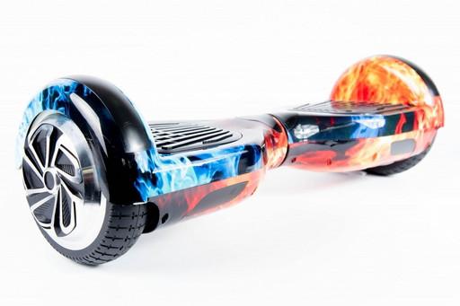 Smart Balance 6.5- Огонь и Лед - Самобаланс + ТаоТао
