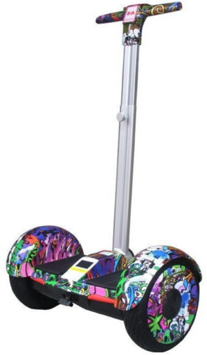 Smart Balance A8 - Граффити Сиреневый