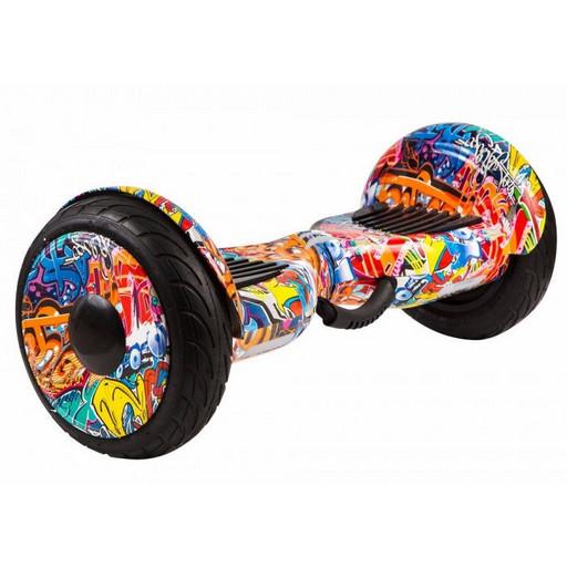 Гироскутер GT Smart Wheel 10,5 - Граффити Оранжевый