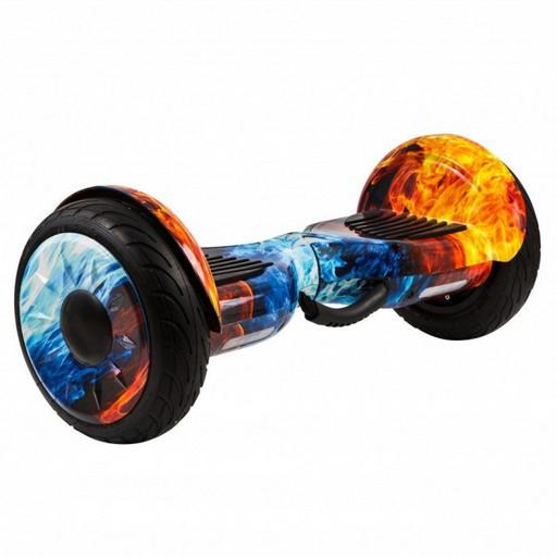 Гироскутер GT Smart Wheel 10,5 - Огонь и Лед