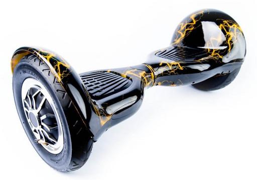 Smart Balance 10 SUV- Желтая молния - ТаоТао + Самобаланс