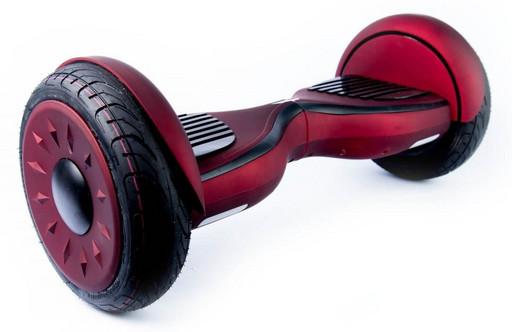 "Гироскутер Smart Balance SUV Матовый красный 10.5"" PRO + Самобаланс + TaoTao"