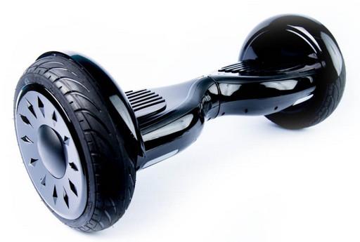 "Гироскутер Smart Balance SUV Черный 10.5"" Premium PRO + Самобаланс + TaoTao"