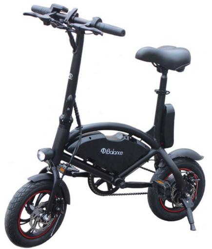Электровелосипед IBALANCE BS2