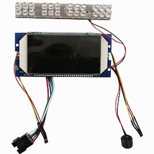 Дисплей для электросамоката Kugoo (Jilong) s3/s3 pro