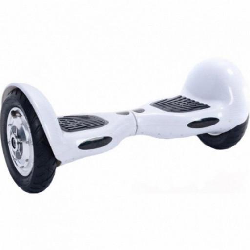 Smart Balance 10 SUV- Белый - Желтый Граффити - ТаоТао + Самобаланс