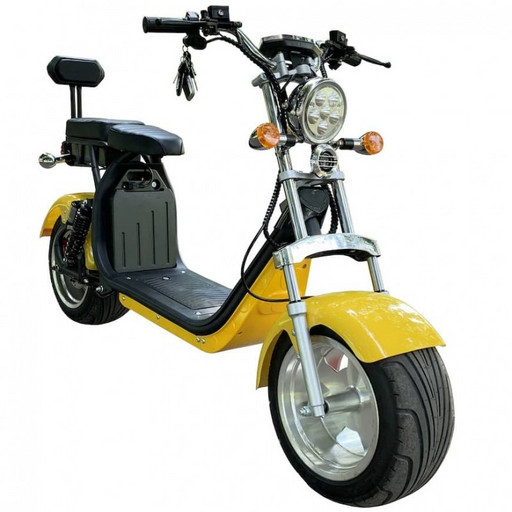 Электроскутер Citycoco Harley Pro X10
