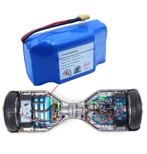 Аккумулятор для гироскутера 6.5, 10.5 2.4Ah