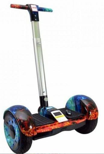 Smart Balance A8 - Огонь и Лёд