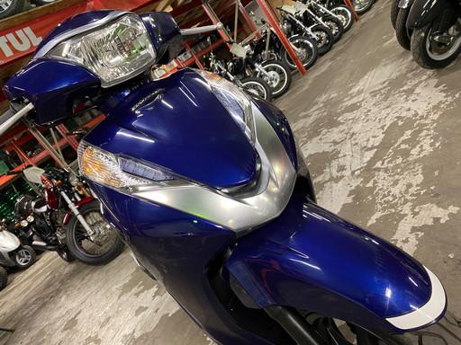 Скутер Honda Lead JF45