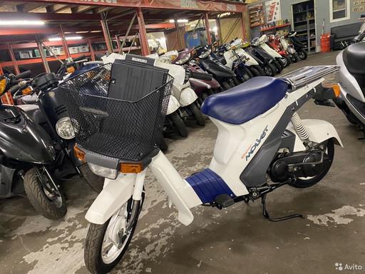 Скутер Suzuki Super Mollet FA14A/B