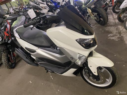 Скутер Yamaha NMax 155