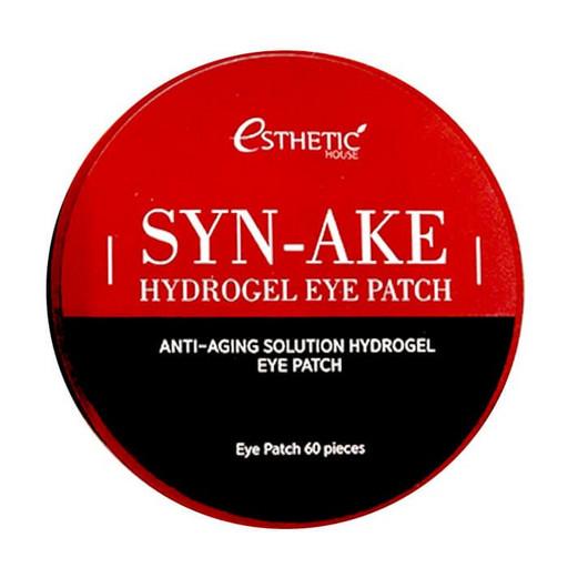 Гидрогелевые патчи со змеиным ядом Esthetic House Syn-Ake Hydrogel Eye Patch