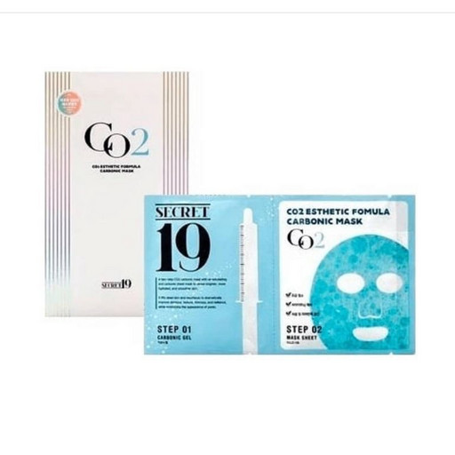 Карбокситерапия Esthetic House Secret19 CO2 Carbonic Mask