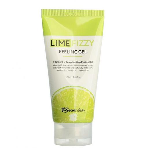 Пилинг-гель с экстрактом лайма Secret Skin Lime Fizzy Peeling Gel