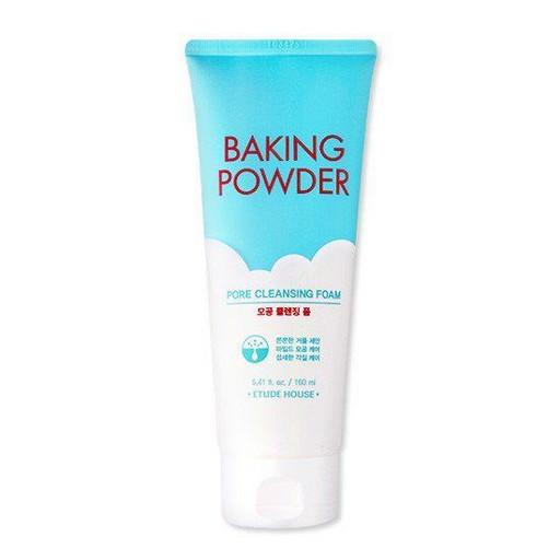 Пенка для умывания тройного действия Etude House Baking Powder Pore Cleansing Foam