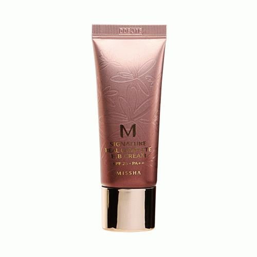 ББ-крем Missha M Signature Real Complete BB Cream SPF25/PA++ (23/Natural Yellow Beige)