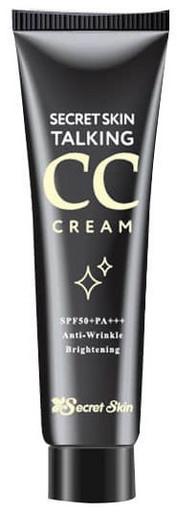 Многофункциональный сияющий СС-крем SECRET SKIN Talking CC Cream