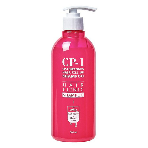 Восстанавливающий шампунь для гладкости волос CP-1 3Seconds Hair Fill-Up Shampoo