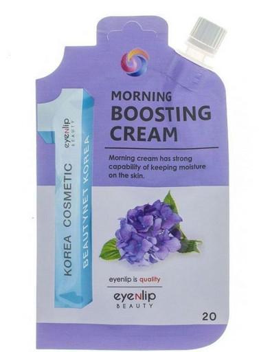 Утренний легкий увлажняющий крем с трегалозой Eyenlip Morning Boosting Cream