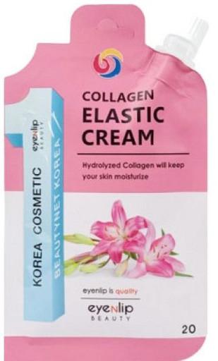 Питательный крем с коллагеном Eyenlip Collagen Elastic Cream