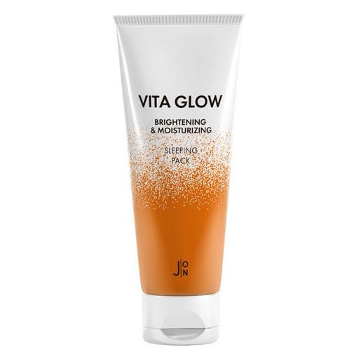 Ночная витаминная маска J:ON Vita Glow Brightening&Moisturizing Sleeping Pack