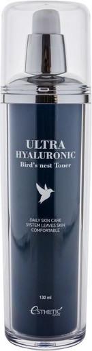 Тонер с гиалуроновой кислотой и экстрактом ласточкиного гнезда Esthetic House Ultra Hyaluronic Acid Bird's Nest Toner