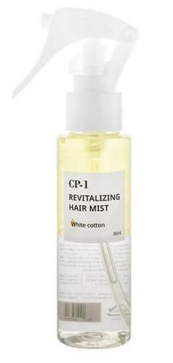 Парфюмированный ухаживающий мист-антистатик для волос Esthetic House CP-1 Revitalizing Hair Mist White Cotton