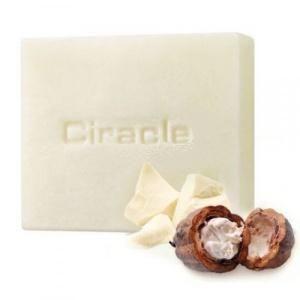 Шоколадное увлажняющее мыло для умывания с маслом ши Ciracle White Chocolate Moisture Soap