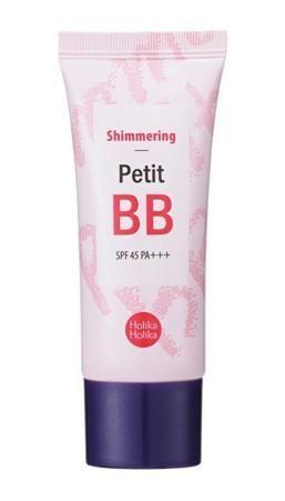 BB-крем с жемчужной пудрой для сияния кожи Holika Holika Petit BB Shimmering