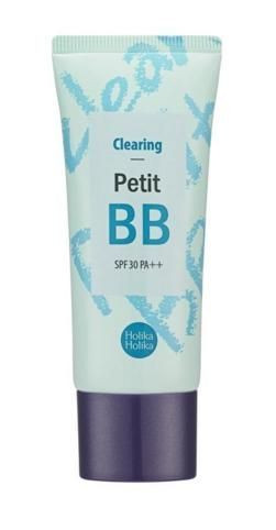 ВВ-крем для проблемной кожи с маслом чайного дерева Holika Holika Petit BB Clearing