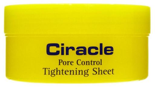 Салфетки для сужения пор Ciracle Good-Bye Coarse Pores