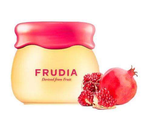 Бальзам для губ с экстрактом граната Frudia Pomegranate Honey 3 in 1 Lip Balm
