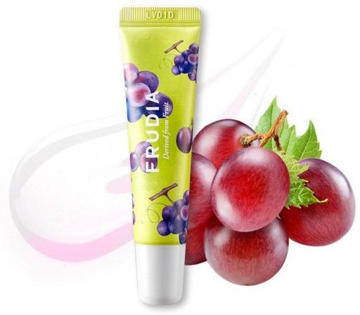 Медовая эссенция для губ с виноградом Frudia Grape Honey Chu Lip Essence