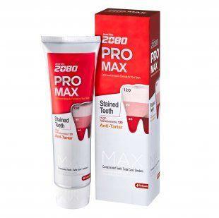 Зубная паста максимальная защита Dental Clinic 2080 Pro Max Toothpaste