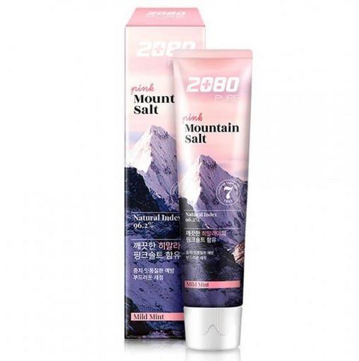 Зубная паста с розовой гималайской солью Dental Clinic 2080 Pure Pink Mountain