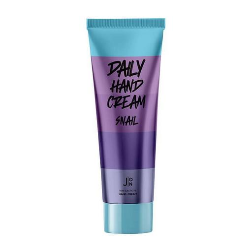 Крем для интенсивного увлажнения и восстановления кожи рук с муцином улитки J:ON Daily Hand Cream Snail